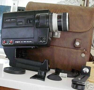 Kamera super 8